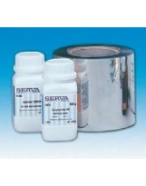 GEL-FIX™ for Agarose Gels, Size: 80 mm x 180 mm, 36 sheets, SERVA