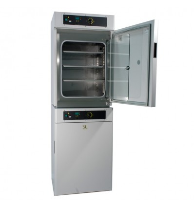 3025 Over/Under Chamber Water-Jacketed Incubator