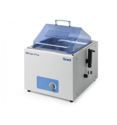 SBBAQP12, 12 Liter Boiling Water Bath, Grant Instruments