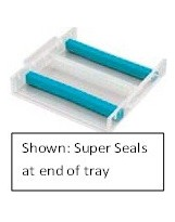 HU13-SS Super Seals for HU13 by Scie-plas