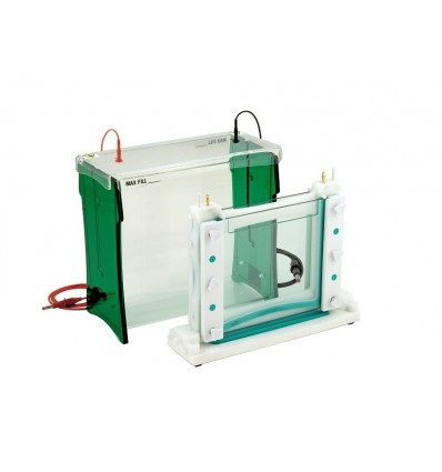 TV400Y Large Gel Electrophoresis System with Casting Base