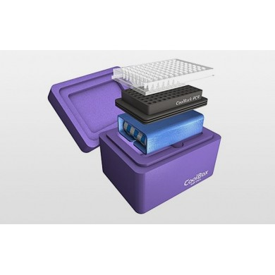 PCR96 CoolBox system