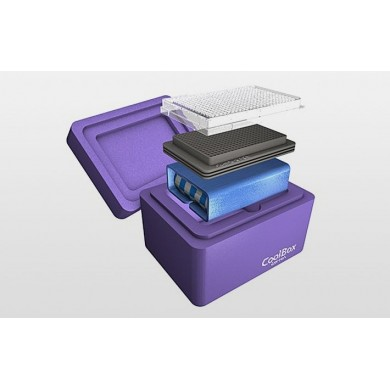 PCR384 CoolBox Microplate System