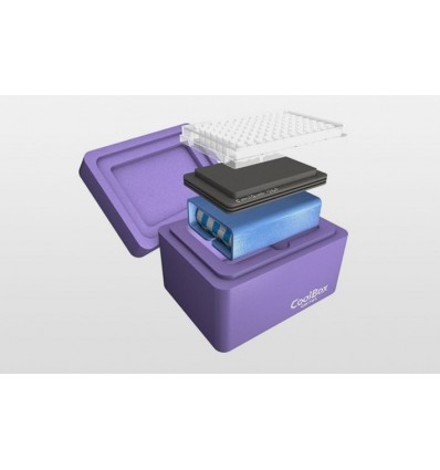 96F CoolBox Microplate System