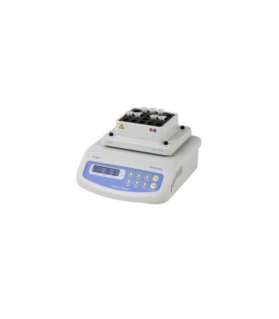 PCMT Thermoshaker with Cooling for Microtubes and Microplates, Grant Instruments