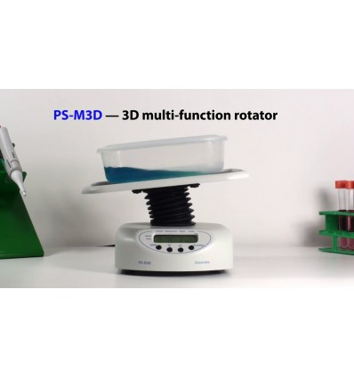 PS-M3D Multi-function 3D Rotator, Grant Instruments