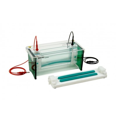TV200Y Wide mini-Gel Electrophoresis System with Casting Base